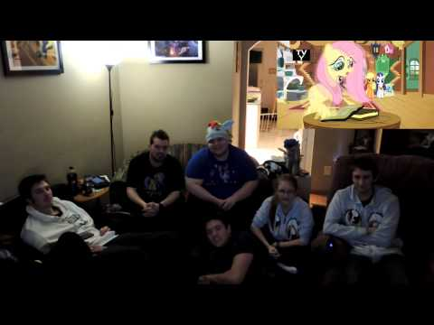 MLP;FIM S3E10 Keep Calm and Flutter On Reaction