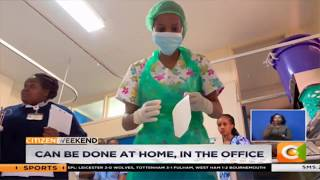Peritoneal dialysis arrives in Kenya