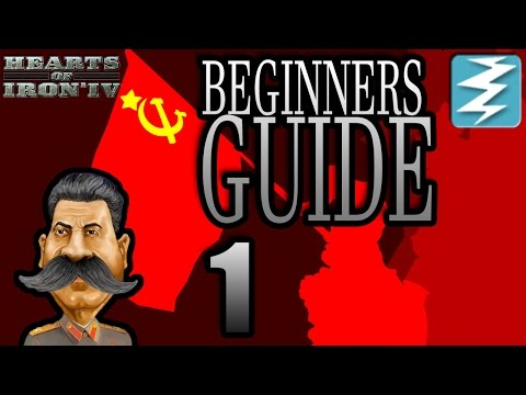How To Play Hearts of Iron 4 Beginners Guide [1] Soviet Union - Paradox Interactive
