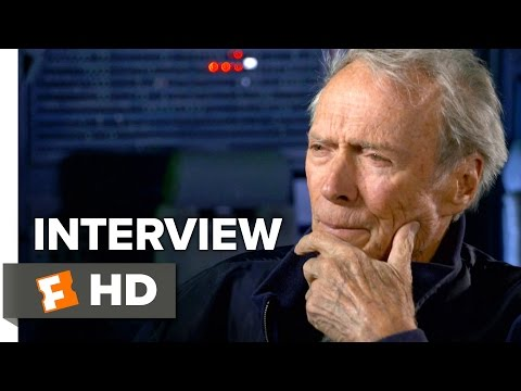 Sully Interview - Clint Eastwood (2016) - Biopic