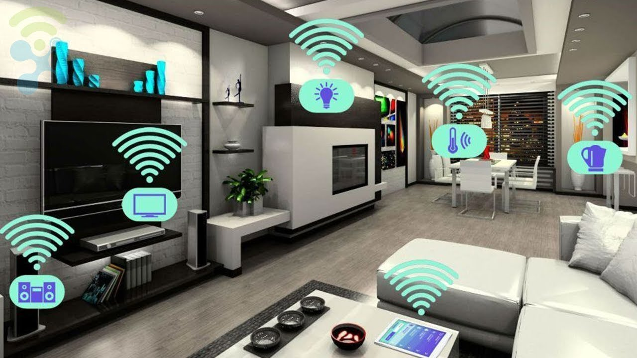 Amazing Smart Home Technology