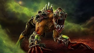 Jungling on Lifestealer - Aggressive Phase + Armlet Build (Live Gameplay Commentary)