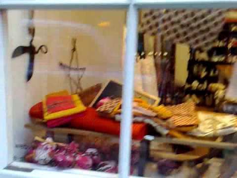 London UK - Bridget Abroad - Cloth House SOHO