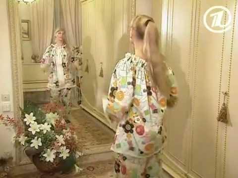 057 - Ольга Никишичева. Пижамка за 15 минут