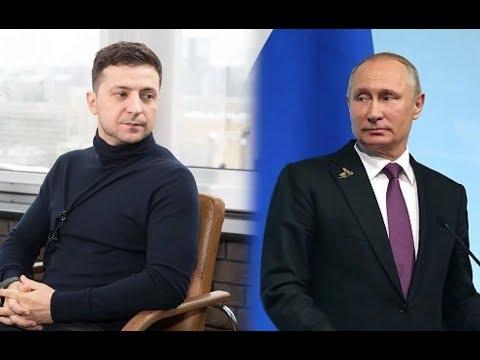 Путин и Зеленский. Итоги телефонного разговора. Состоялся телефонный разговор Путина и Зеленского.