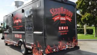 Slap Happy Bbq Food Truck * Wow!!!
