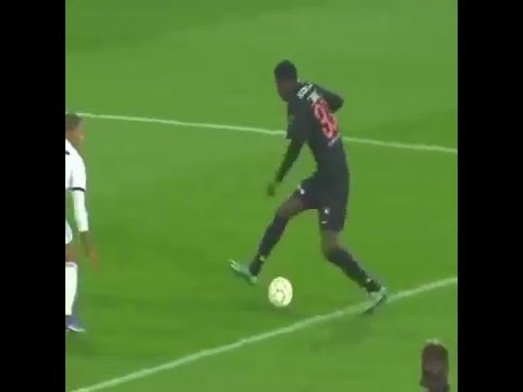The Worst Football dive you will ever see