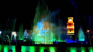 musical fountain turkey 1
