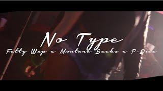 Fetty Wap - No Type Monty , P-Dice) Shot By @BrainFilmz