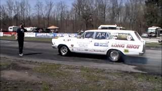 1967 427 Fairlane Wagon, Long Shot Racing