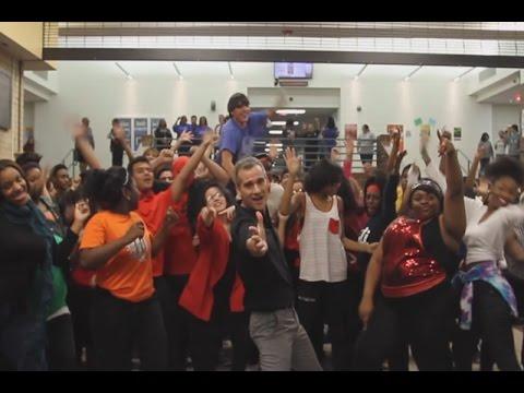 Lip Dub Dance : High School - Uptown Funk - HD