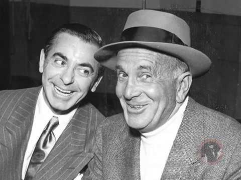 Al Jolson and Eddie Cantor 06 Mar 1947 - video podcast