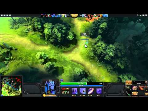 dota2 riki replay