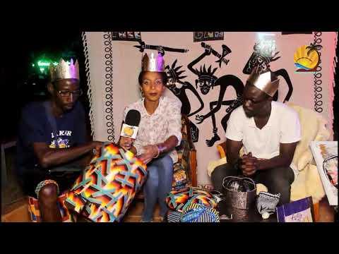 Saly Fashion Festival Interview avec les designers Isack et Bamba