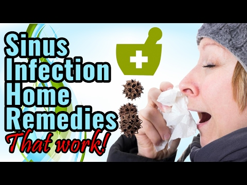 sinus-infections-home-remedies-(must-watch)