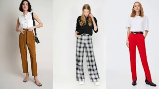 Для милых дам богатейшее разнообразие женских брюк в украинском интернет магазине ROZETKA
