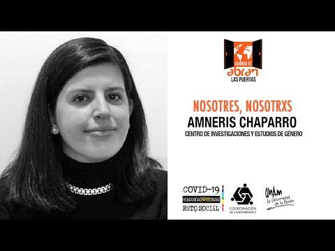 Cuando se abran las puertas: Amneris Chaparro [47]