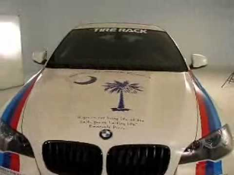 United Bmw Roswell >> BMW X6 M, 2010 One Lap of America - Introduction - YouTube