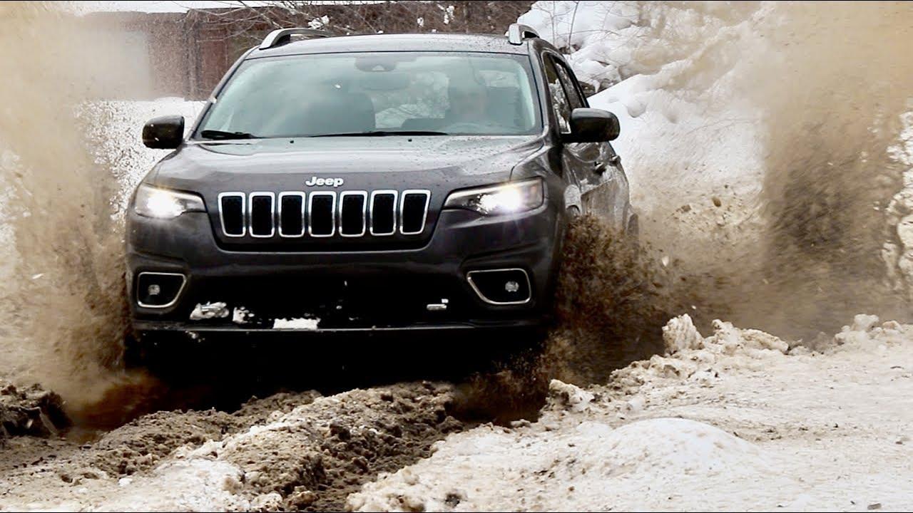 Jeep cherokee overland reviews