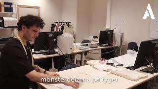 Tillskärarakademin i Göteborg - Mönsterkonstruktör