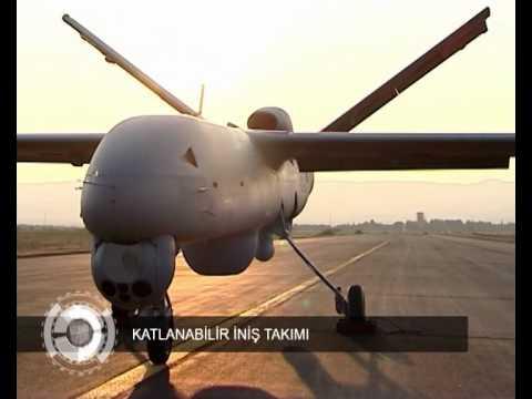 TAI Anka MALE UAV
