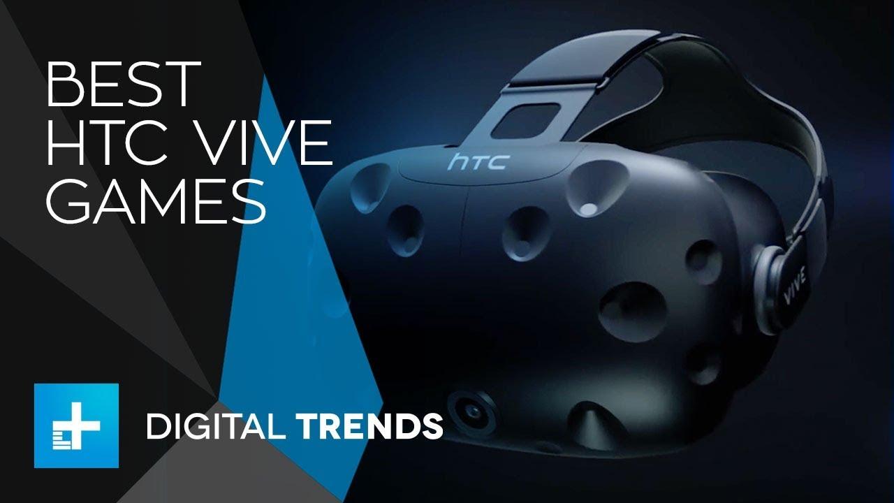 Best HTC Vive Games