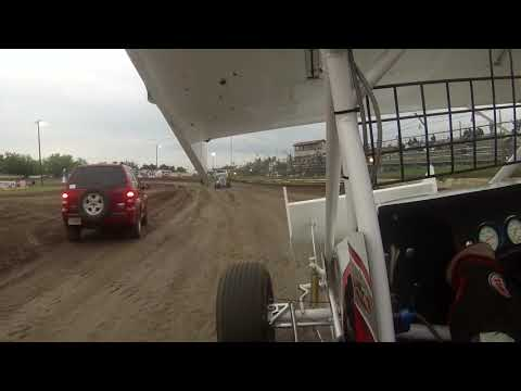 Hot Laps Creek County Speedway 5-10-19