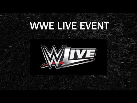 WWE 2K18 WWE LIVE EVENTS & RANDOM MATCHES, EARNING MORE VC!