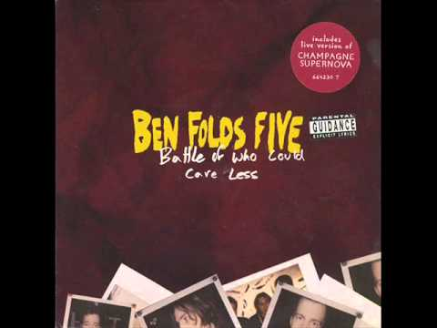 Ben Folds Five - Champagne Supernova