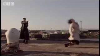 Suzie dies...again - Torchwood - BBC