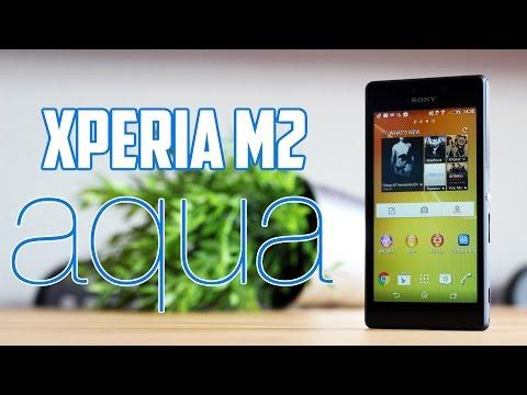 Sony Xperia M2 Aqua, Review en español
