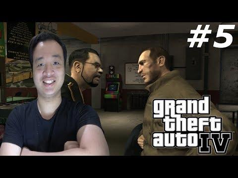 Ternyata Dia Tidak Bisa Dipercaya - Grand Theft Auto IV - Indonesia #5 thumbnail