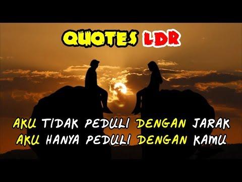 Caption Quotes Rindu Ldr 89 Quotes