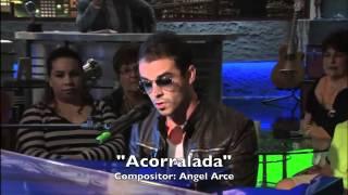 Angel Arce Acorralada en Esta Noche Tu Night YouTube Videos