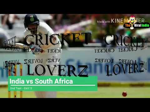 INDIA VS SOUTH AFRICA 2ND TEST DAY 5 HIGHLIGHTS   //  INDIA VS SOUTH AFRICA TEST SERIES 2018