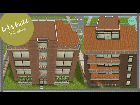 Let's Build An Apartment | Sims FreePlay