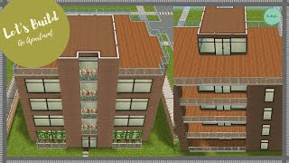 sims freeplay apartment build let