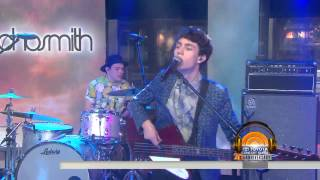 Echosmith performs 'Let's Love' on Today Show 2015 HD