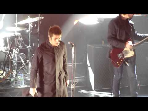 Beady Eye Live - Cigarettes and Alcohol @ Newcastle - 13/11/13