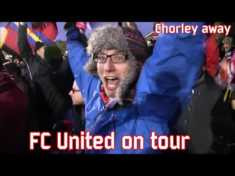 Chorley FC - FC United of Manchester (Jan 10, 2015)