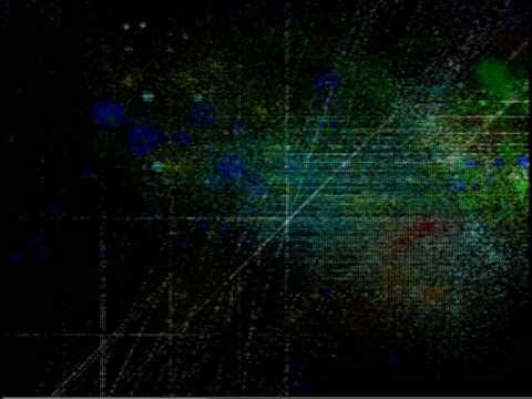Lojze Lebič - Queensland Music for Symphonic Orchestra (music visualization by Božidar Svetek)