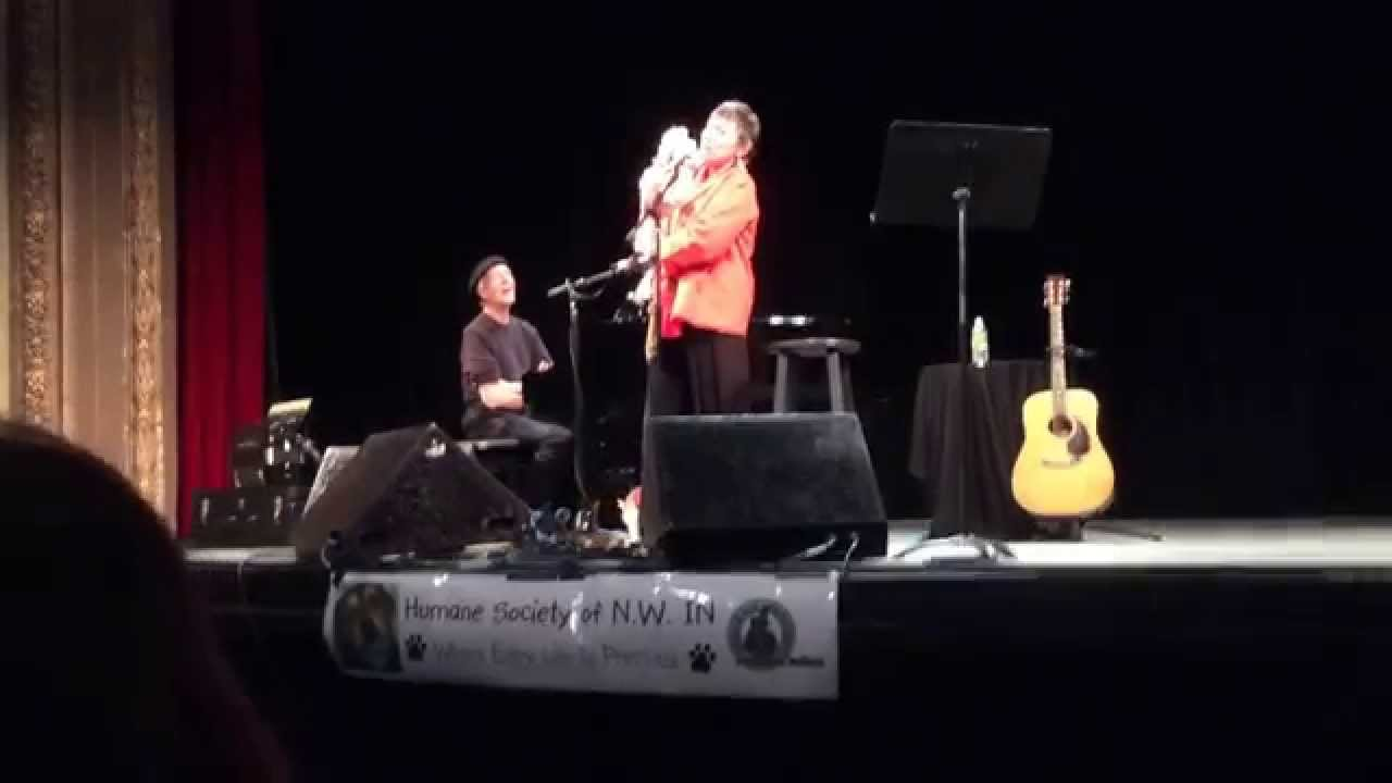 BONNIE KOLOC PERFORMING WITH SCRUFF @ MOH -- HUMANE SOCIETY OF NW INDIANA  FUNDRAISER
