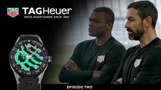 TAG Heuer | Robert Pirès and Marcel Desailly in The Referee Pressure Test Ep2