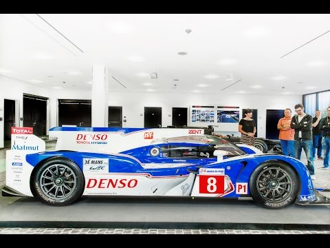 TMG - Toyota Motorsport GmbH