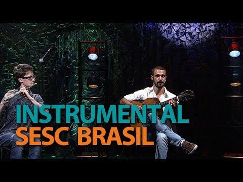 Rafael Beck e Rafael Schimidt | Programa Instrumental Sesc Brasil