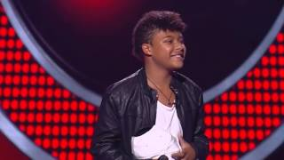 Tiago Barbosa - Treasure - The Voice Kids