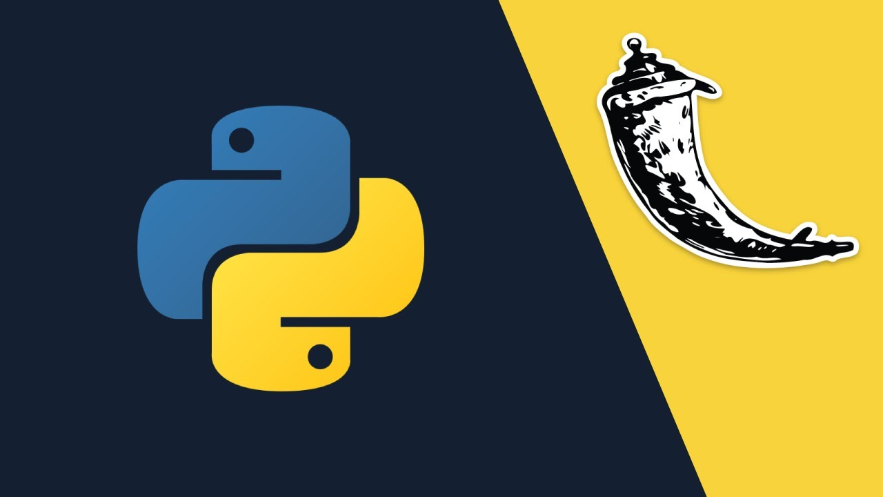 Building Websites using Python and Flask