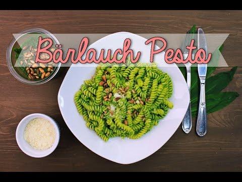 b rlauch pesto rezept schnelle rezepte zum mittagessen vegetarisch kochen youtube. Black Bedroom Furniture Sets. Home Design Ideas