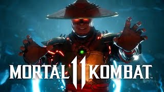 Mortal Kombat - Official Gameplay Reveal Trailer
