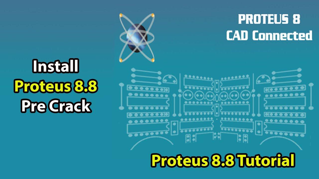 proteus 8.8 avec crack